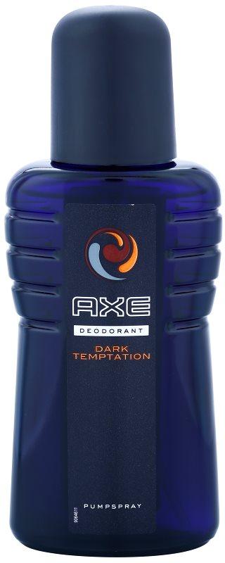 Axe Dark Temptation deodorant s rozprašovačom pre mužov 75 ml