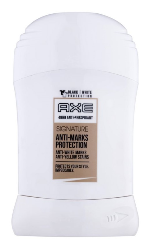 Axe Signature Anti-Marks Protection deostick pentru barbati 50 ml