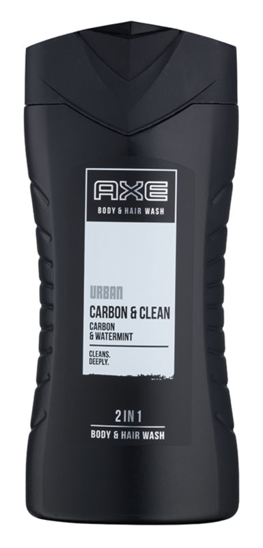 Axe Urban Carbon & Clean sprchový gel pro muže 250 ml