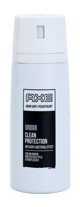 Axe Urban Clean Protection deo sprej za moške 150 ml