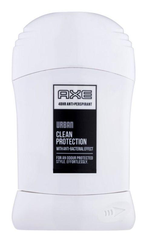 Axe Urban Clean Protection Αποσμητικό σε στικ για άνδρες 50 μλ
