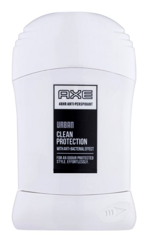 Axe Urban Clean Protection Deodorant Stick for Men 50 ml