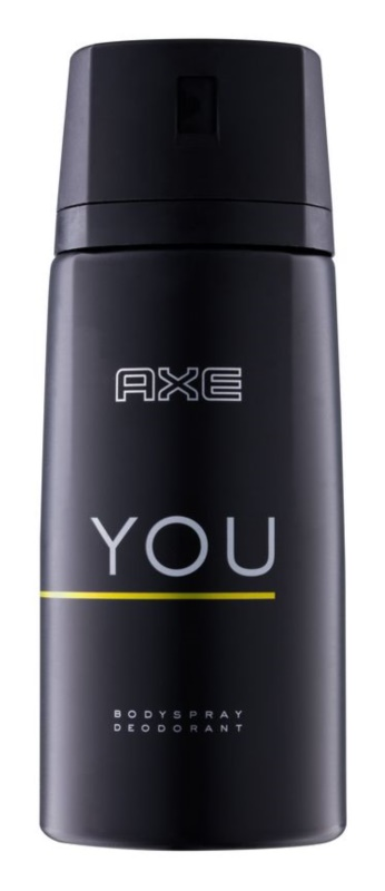 Axe You Deo Spray voor Mannen 150 ml