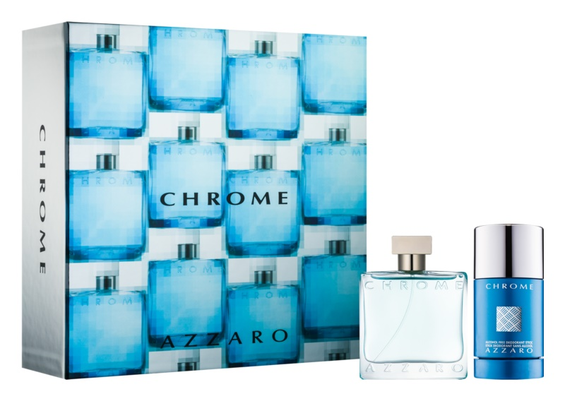 Azzaro Chrome Gift Set I.