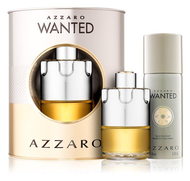 Azzaro Wanted darčeková sada I.