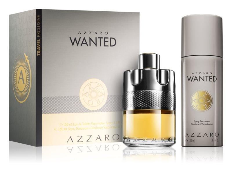 Azzaro Wanted Gift Set  I.