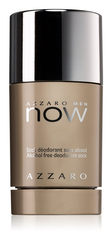 Azzaro Now Men Αποσμητικό σε στικ για άνδρες 75 μλ