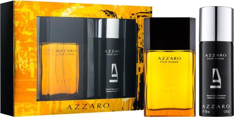 Azzaro Azzaro Pour Homme ajándékszett XVIII.