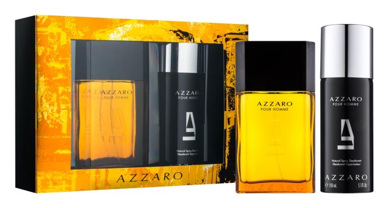 Azzaro Azzaro Pour Homme dárková sada XVIII.
