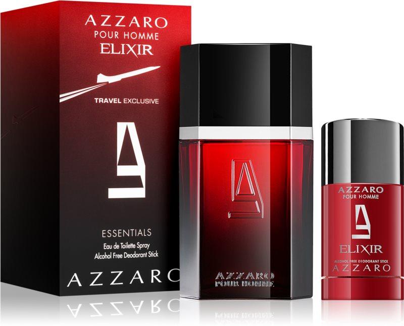 Azzaro Azzaro pour Homme Elixir zestaw upominkowy I.