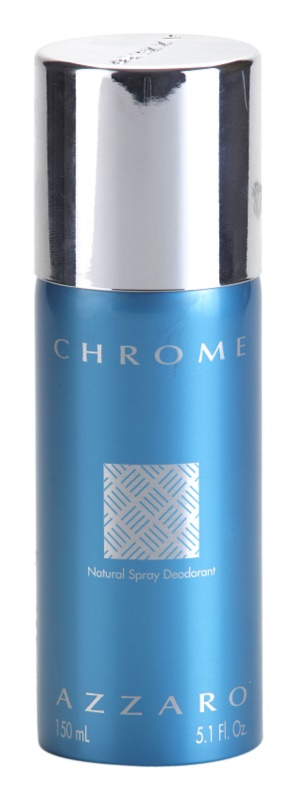 Azzaro Chrome Deo-Spray für Herren 150 ml (unboxed)