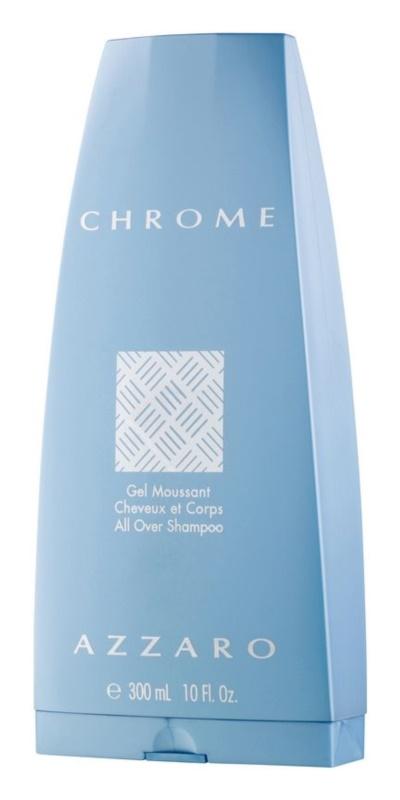 Azzaro Chrome gel douche pour homme 300 ml