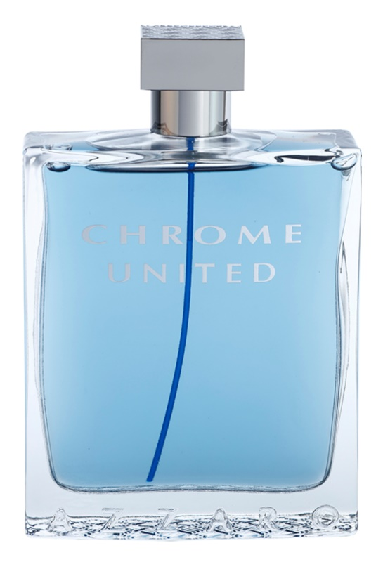 Azzaro Chrome United Eau de Toillete για άνδρες 200 μλ