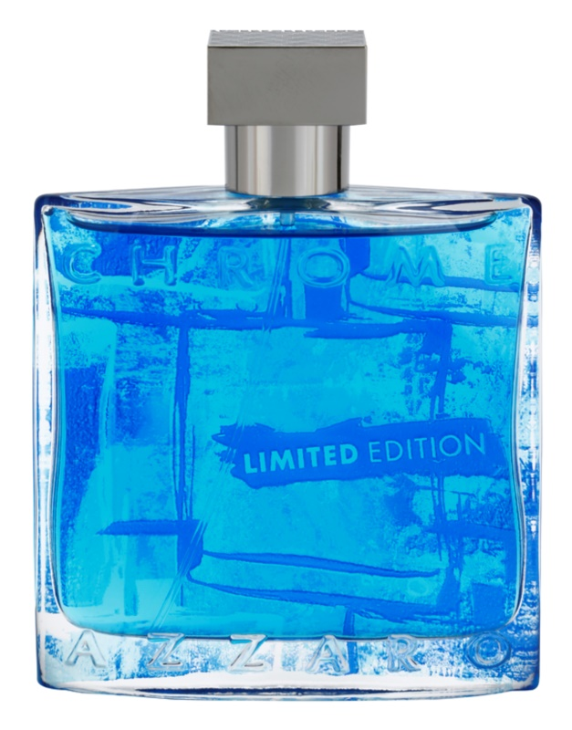 Azzaro Chrome Limited Edition 2015 toaletna voda za moške 100 ml