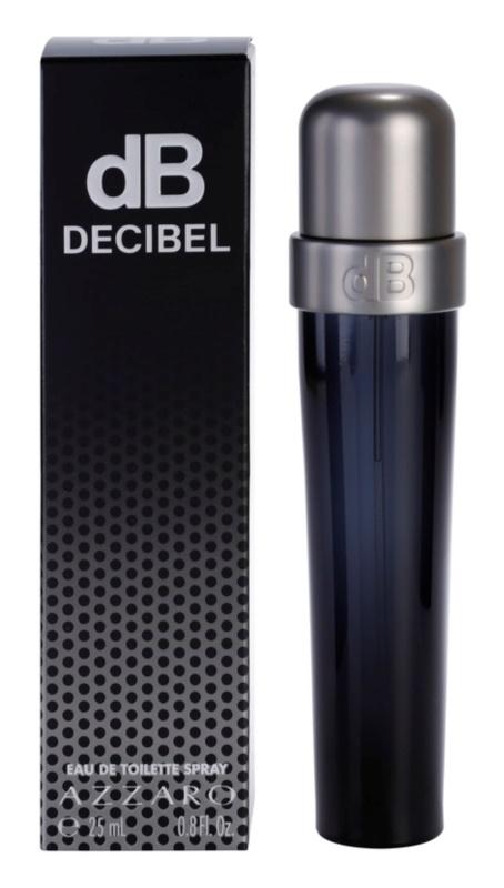 Azzaro Decibel Eau de Toilette for Men 25 ml