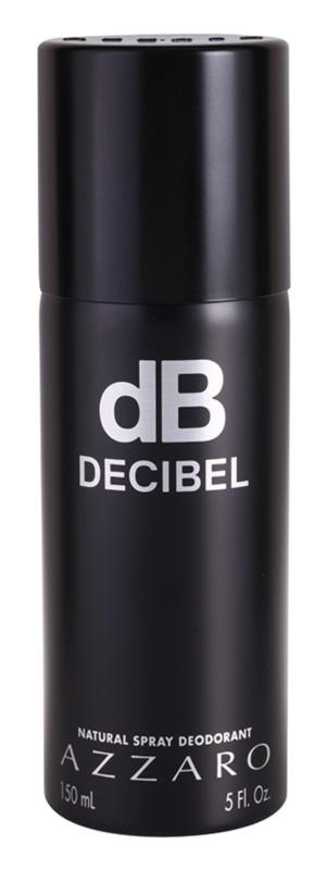 Azzaro Decibel deospray pre mužov 150 ml