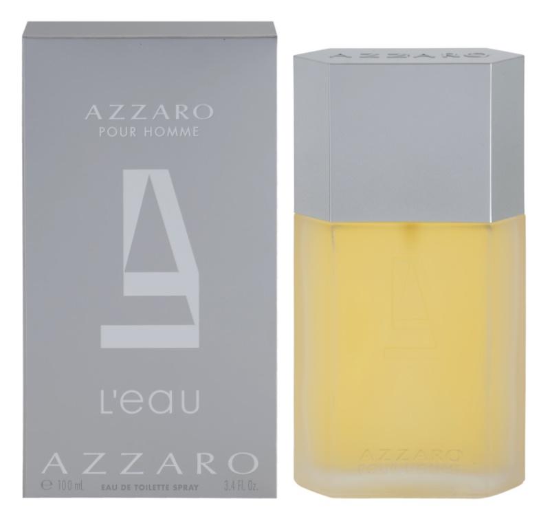 Azzaro Azzaro Pour Homme L´Eau Eau de Toilette para homens 100 ml