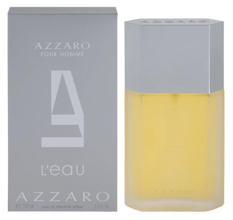 Azzaro Azzaro Pour Homme L´Eau woda toaletowa dla mężczyzn 100 ml