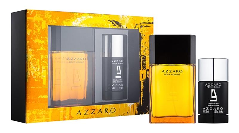 Azzaro Azzaro Pour Homme Geschenkset XVII.