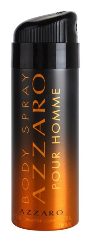 Azzaro Azzaro Pour Homme Bodyspray  voor Mannen 150 ml (zonder verpakking)