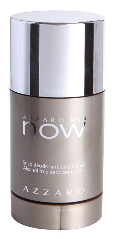 Azzaro Now Men Deodorant Stick voor Mannen 75 ml