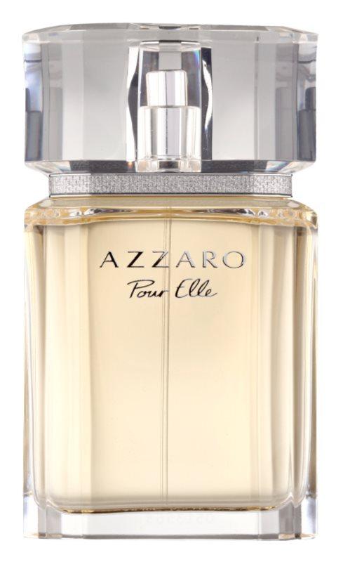 Azzaro Pour Elle Eau de Parfum para mulheres 75 ml recarregável