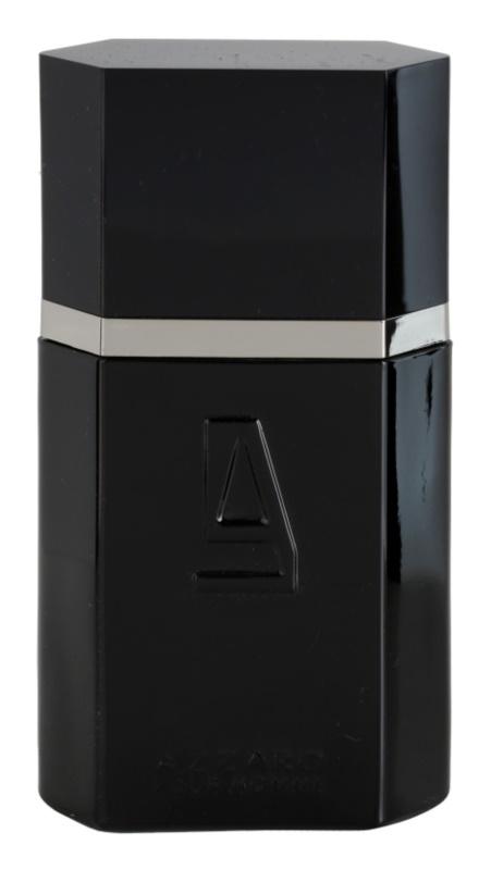 Azzaro Silver Black Eau de Toilette para homens 100 ml