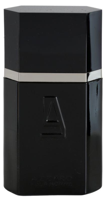 Azzaro Silver Black toaletna voda za moške 100 ml