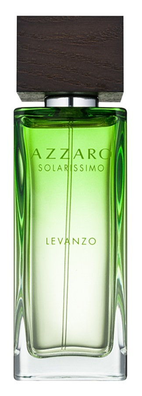 Azzaro Solarissimo Levanzo Eau de Toilette voor Mannen 75 ml