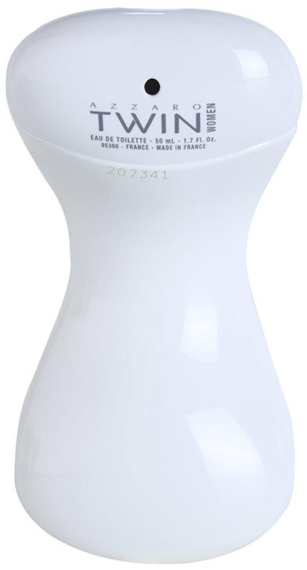 Azzaro Twin Women toaletná voda pre ženy 50 ml