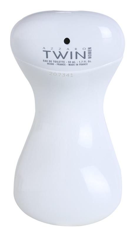 Azzaro Twin Women toaletní voda pro ženy 50 ml
