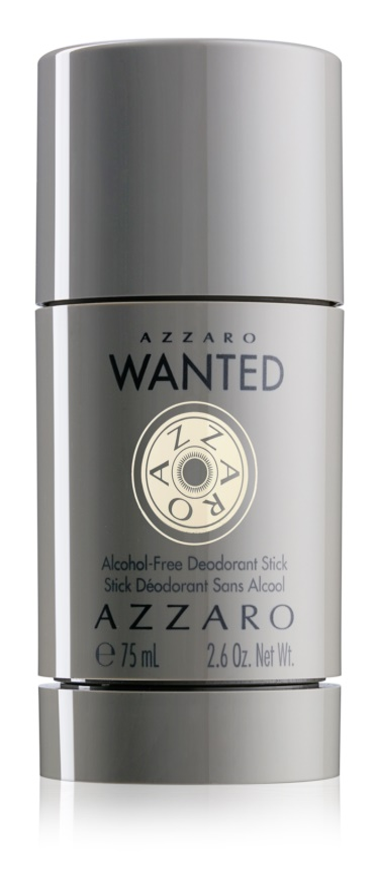 Azzaro Wanted deostick pre mužov 75 ml