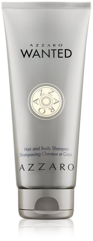 Azzaro Wanted sprchový gél pre mužov 200 ml