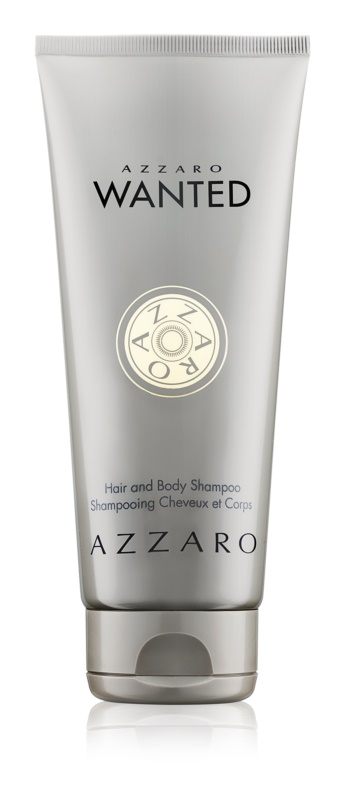 Azzaro Wanted sprchový gel pro muže 200 ml