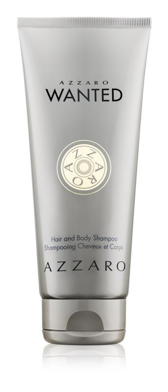 Azzaro Wanted żel pod prysznic dla mężczyzn 200 ml
