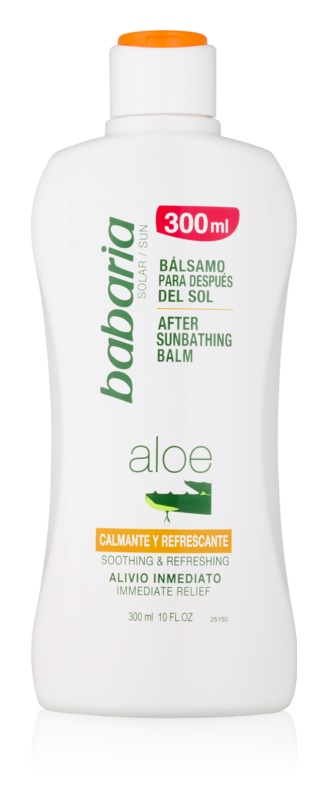 Babaria Sun After Sun Soothing After-Sun Balm