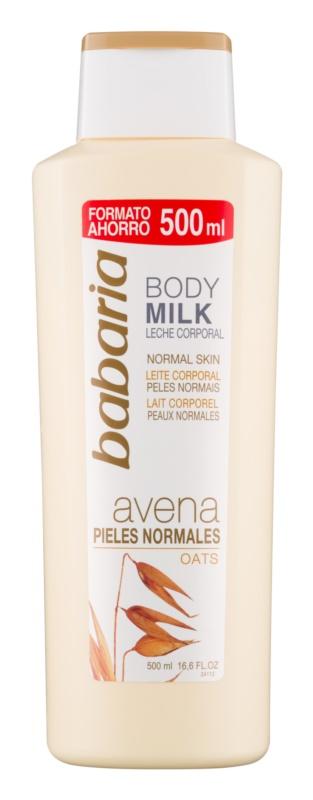 Babaria Avena Körpermilch