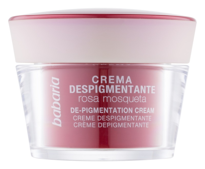Babaria Rosa Mosqueta Depigmentation Cream