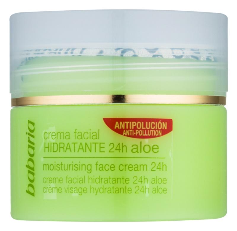 Babaria Aloe Vera Moisturising Cream With Aloe Vera