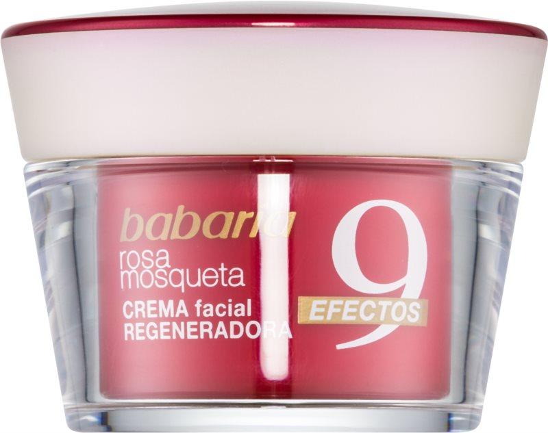 Babaria Rosa Mosqueta Herstellende Anti-Rimpel Gezichtscrème