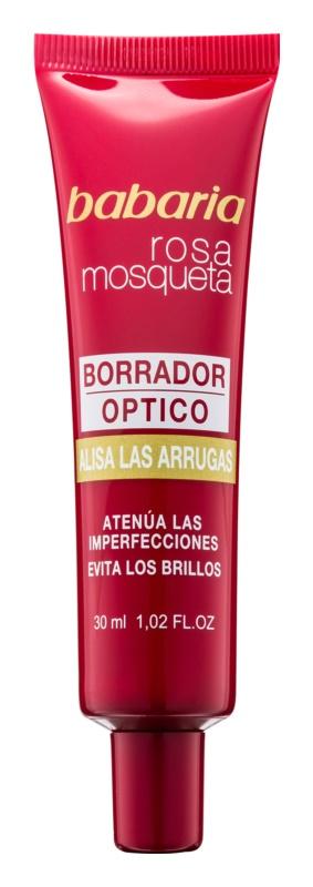 Babaria Rosa Mosqueta crema viso per una pelle luminosa e liscia