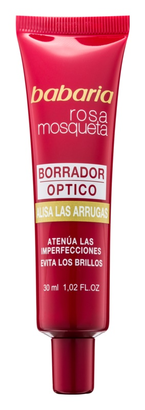 Babaria Rosa Mosqueta Face Cream with Brightening and Smoothing Effect