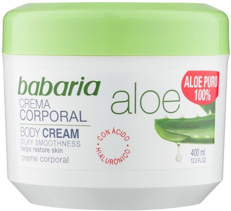 Babaria Aloe Vera Body Cream With Aloe Vera