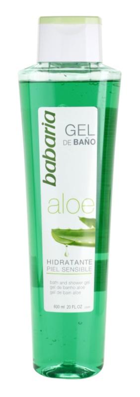 Babaria Aloe Vera Shower Gel With Aloe Vera