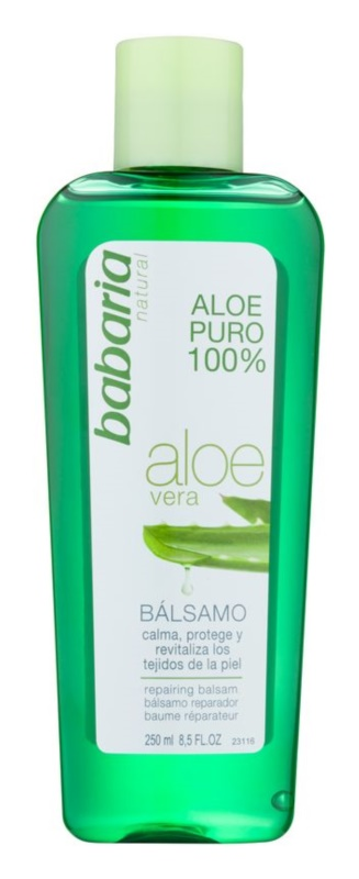Babaria Aloe Vera balsamo corpo con aloe vera