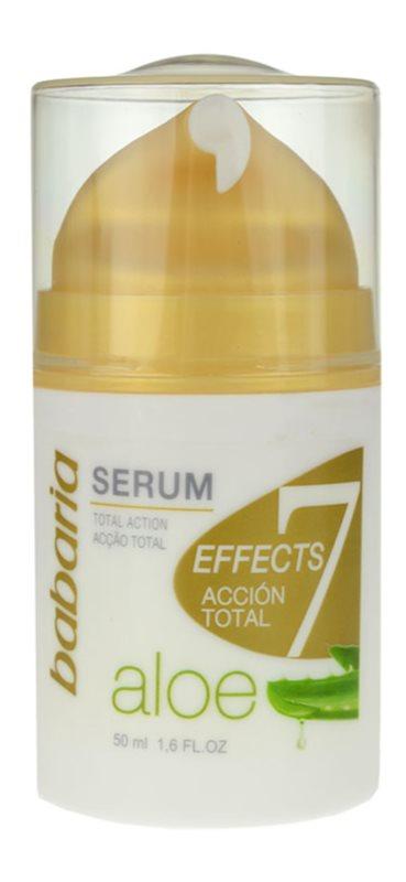Babaria Aloe Vera serum za lice s aloe verom
