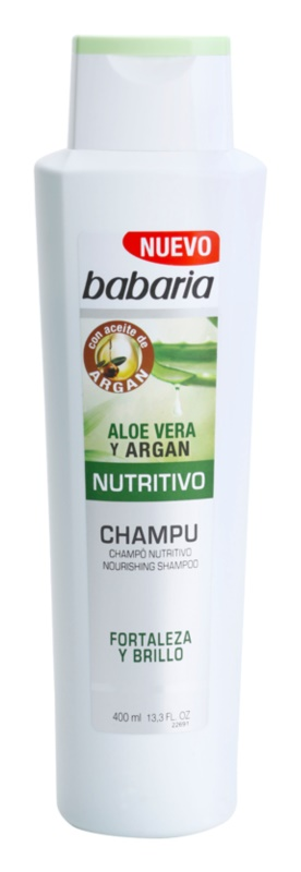 babaria aloe vera shampoo mit ern hrender wirkung mit aloe vera. Black Bedroom Furniture Sets. Home Design Ideas