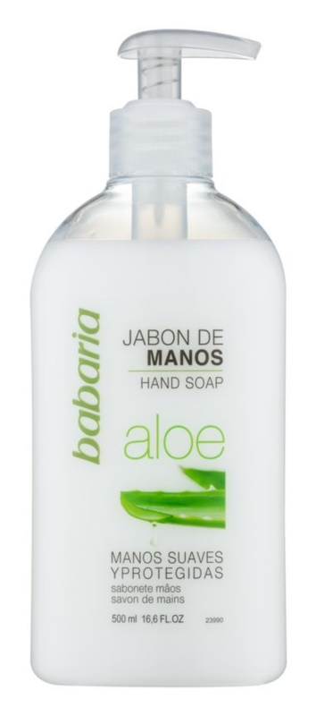 Babaria Aloe Vera mýdlo saloe vera