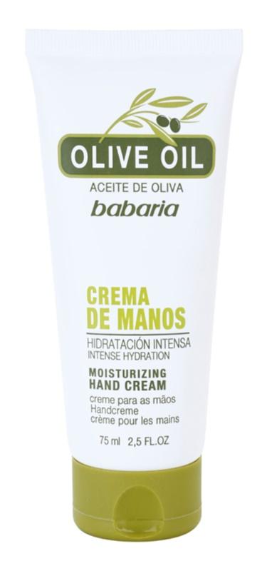 Babaria Olive Handcreme mit  Olivenöl
