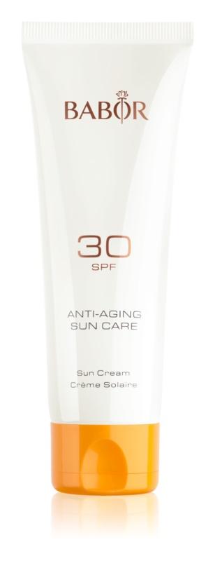 Babor Anti Aging Sun Care leichte Gesichtscreme SPF 30